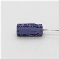 10uf 16v Xicon Electrolytic Capacitors