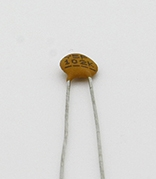 .001uf Xicon Ceramic Disk Capacitor