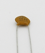 .1uf Xicon Ceramic Disk Capacitor