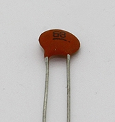 68pf 50v Xicon Ceramic Disk Capacitor