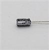 10uf 16v Lelon Mini Electrolytic Capacitor