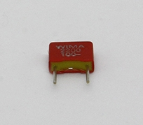 2200pf 100v WIMA Polyester Film Capacitor