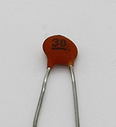 30pf 50v Xicon Ceramic Disk Capacitor