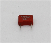 .068uf 63v WIMA Polyester Film Capacitor