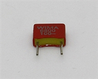 .0068uf 100v WIMA Polyester Film Capacitor