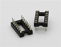 IC Socket 14-Pin