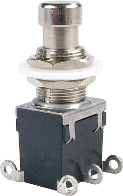 X-Wing DPDT Switch Bent-Lug
