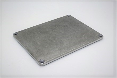 Hammond 1590BB Back Plate