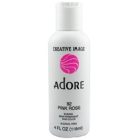 Adore Semi Permanent Hair Color #82 Pink Rose 4oz