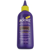 Adore PLUS Semi Permanent Color #342 Burgundy Red 3.4 oz