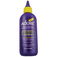 Adore PLUS Semi Permanent Color #376 Medium Brown 3.4 oz