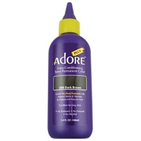 Adore PLUS Semi Permanent Color #388 Dark Brown 3.4 oz