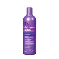 CLAIROL (Blue) Shimmer Lights Shampoo 8 oz. (Blonde & Silver)