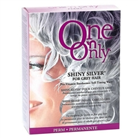 Jheri Redding One 'N Only Shiny Silver Perm