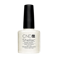 CND Shellac Silver VIP Status Color Coat .25 oz