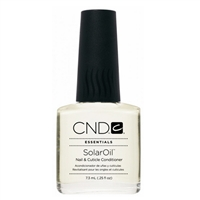 CND Essentials SolarOil Nail & Cuticle Conditioner .25 oz
