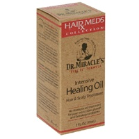 Dr. Miracle's Intensive Healing Oil Hair and Scalp Treatment 2oz