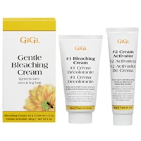 GiGi #0440 Gentle Bleaching Cream 1.5 oz.