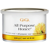 GiGi WAX #0320 All Purpose Honee Wax 8 oz.