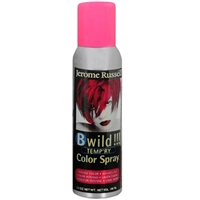Jerome Russell B Wild Temp'ry Hair Color Spray 2855 Lynx Pink 3.5 oz