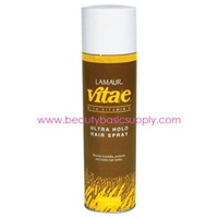 LAMAUR Vitae E Hair Spray Ultra Hold 10 oz