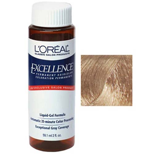 Loreal Excellence Liquid Gel 10e Baby Beige 2 Oz Lorealhair Amp Skin Products