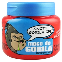 Moco de Gorila Gel Rockero Classic Medium Hold 9.5 oz