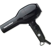 Super Solano Professional Hair Dryer 1875W 232K Black