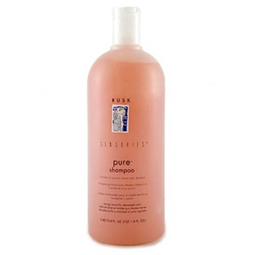 RUSK Sensories Pure Shampoo Mandarin and Jasmine Liter, RUSKHair ...