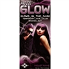 Splat Glow Temporary Hair Color Violet Rays