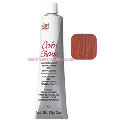 Wella Color Charm Gel 810 Red Red Wellahair Amp Skin Products
