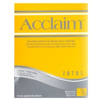 Acclaim Extra Body Acid Perm