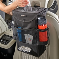 High Road StashAway Car Seat Organizer and Car Trash Organizer