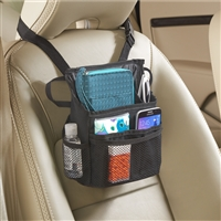 High Road Compact SwingAway Organizer, Car Seat Organizer, Seat Back Organizer, Car Organizer, Front Seat Organizer, Over the Seat Organizer, Car Organizer Front Seat