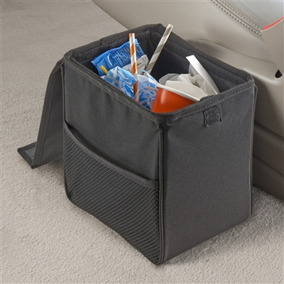 High road trashstand compact leakproof car trash bin car floor trash bin - Rd rubbish bin ...