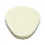 extra thick metatarsal pads, 100 felt foot pads