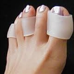 all gel toe sleeves