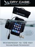 DryCASE & DryBUDS Combo - Waterproof phone, camera and music player case & Waterproof Earphones