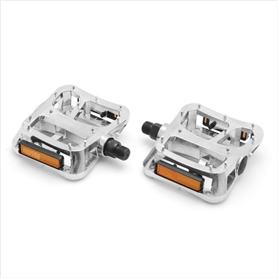 Reflective Grip Pedals