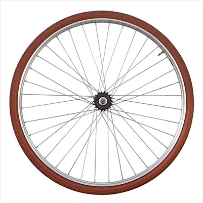 Retro z600 Bike Wheel
