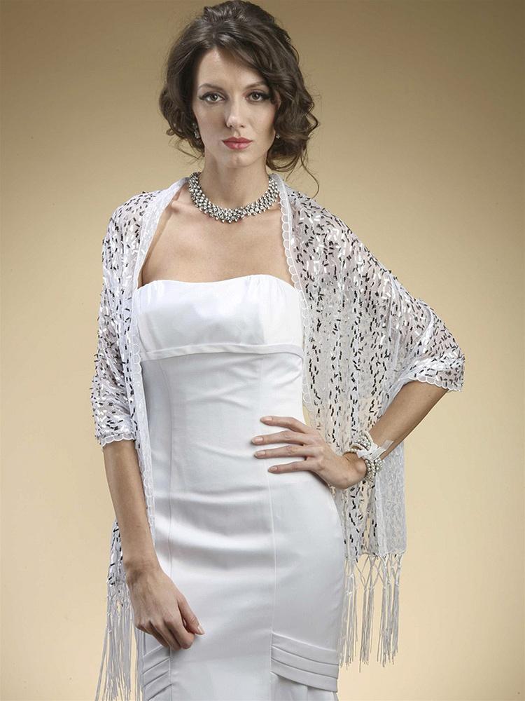Wholesale Bridal Wedding Prom Shawls Wraps Faux Fur Stoles