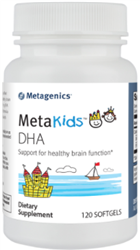 Metagenics OmegaGenics DHA Children's