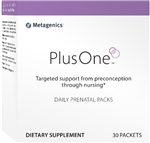 Metagenics PlusOne Daily Prenatal Packs