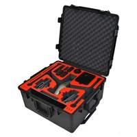 DJI Inspire 2 Drone Case (Travel Mode)