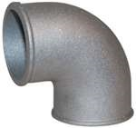 Vibrant Cast Aluminum Elbow