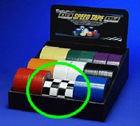 DEI Checker Speed Tape