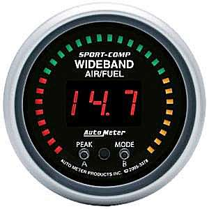 Auto Meter Sport-Comp Wideband Air/Fuel Ratio
