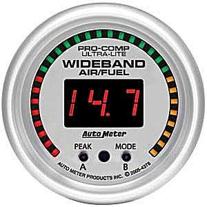 Auto Meter Ultra-Lite Wideband Air/Fuel Ratio