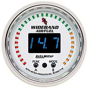 Auto Meter C2 Wideband Air/Fuel Ratio