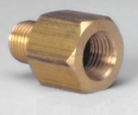Auto Meter 1/8 NPT to 1/8 BSPT Adapter